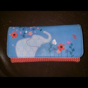 Relic Brand Elephant Wallet